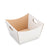 Medium Deluxe Hamper Tray - White - Sample