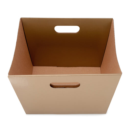 Large Deluxe Hamper Tray - Gold