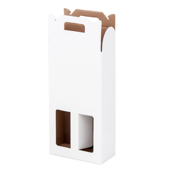 Double Wine Box - White - Sample