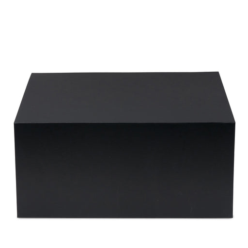 Hamilton Case Box 3 - Matt Black Emboss Magnetic Closure