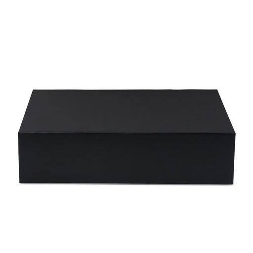 Hamilton Case Box 2 - Matt Black Emboss Magnetic Closure
