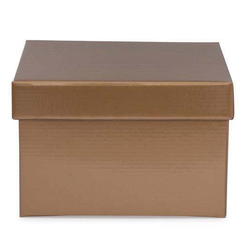 Large Gift Box - Gold