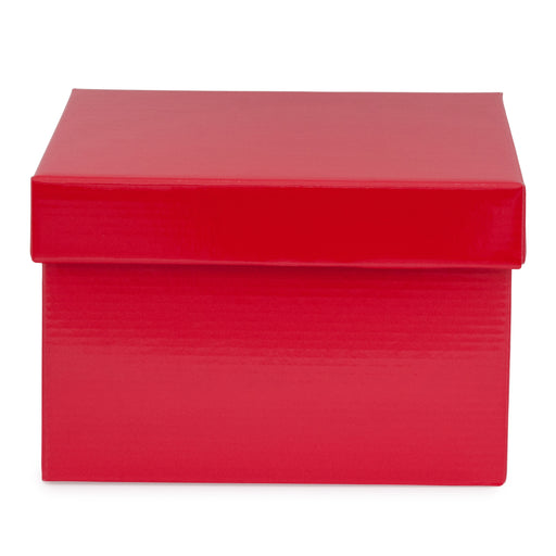 Large Gift Box - Red