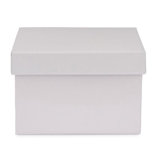Large Gift Box - White - Sample