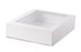 Large Gourmet Display Box - White