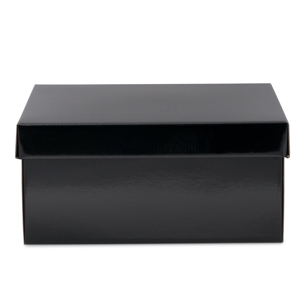 Large Hamper Box - Black
