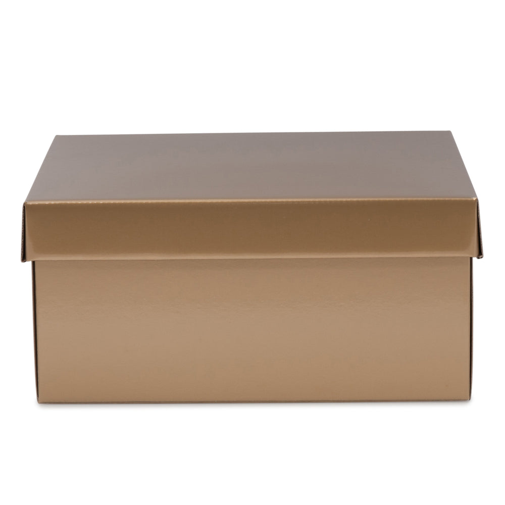 Large Hamper Box - Gold