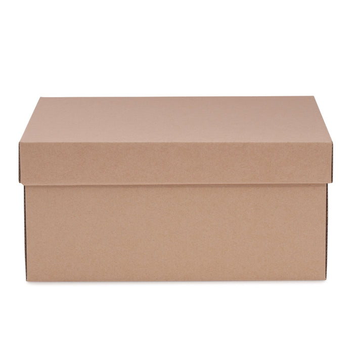 Large Hamper Box - Kraft
