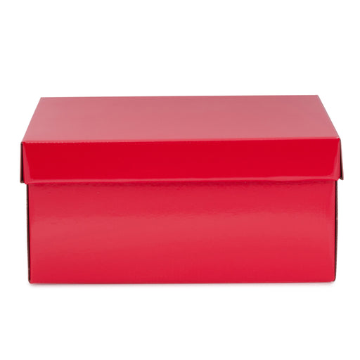 Large Hamper Box - Red