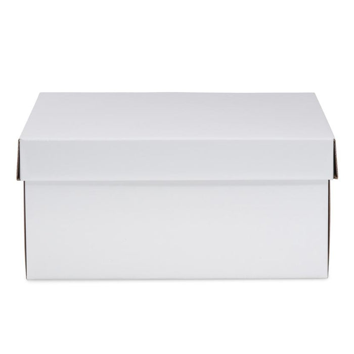 Large Hamper Box - White - Sample