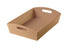 Large Hamper Tray - Kraft
