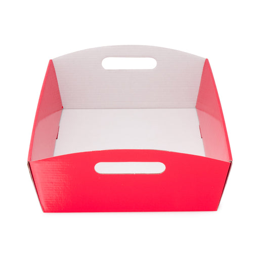 Large Hamper Tray - Red