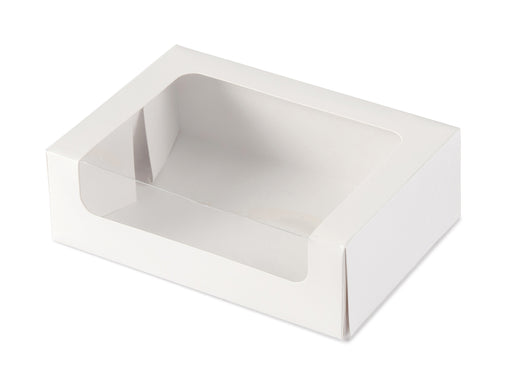 Medium Macaron Box - White