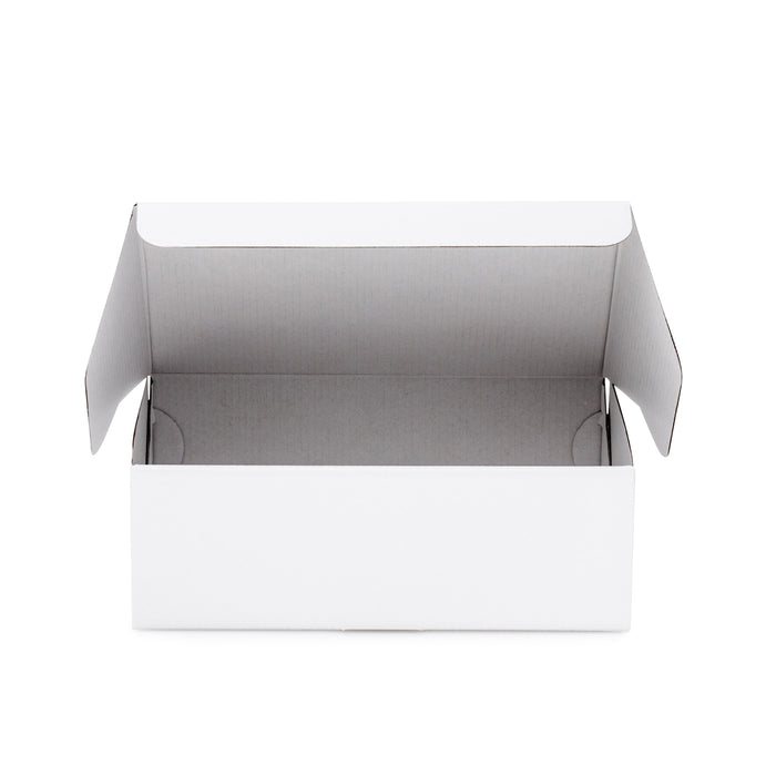 Large Shipper Box - White - Sample