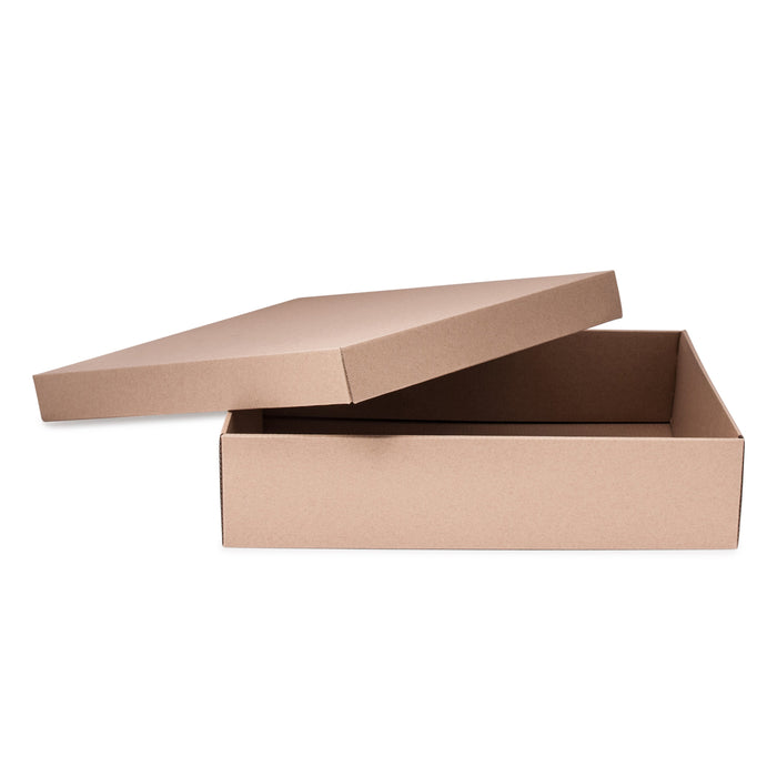 Large Shirt Box - Kraft