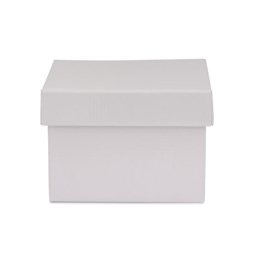 Medium Gift Box - White - Sample