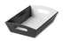Medium Hamper Tray - Black