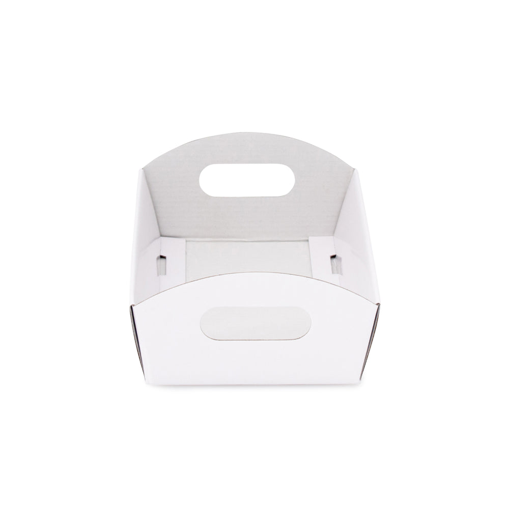 Mini Hamper Tray - White - Sample
