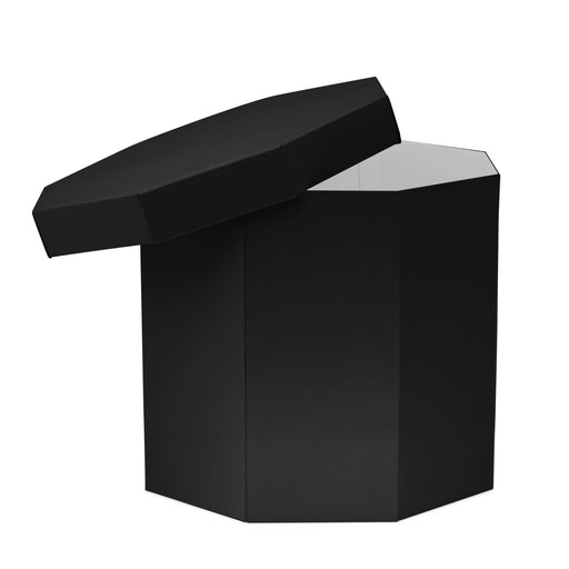 Small Hat Box - Black