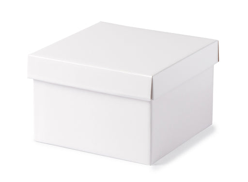 Large Gift Box - White
