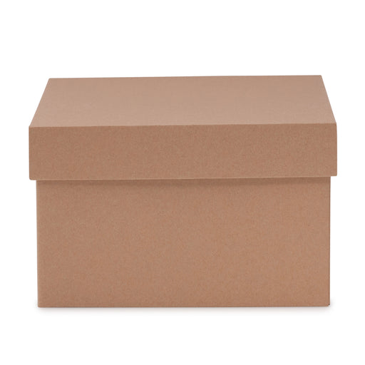 Small Hamper Box - Kraft