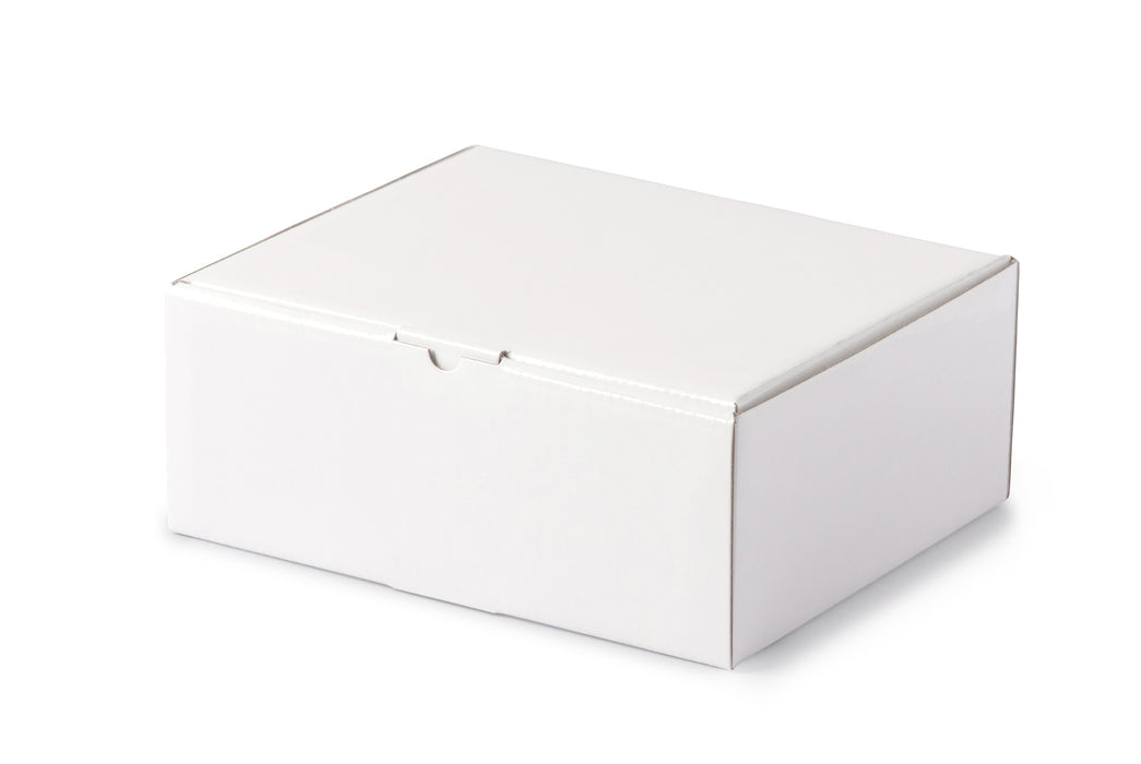 Small Shipper Box - White - Sample