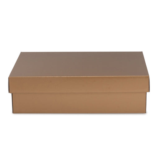 Small Shirt Box - Gold