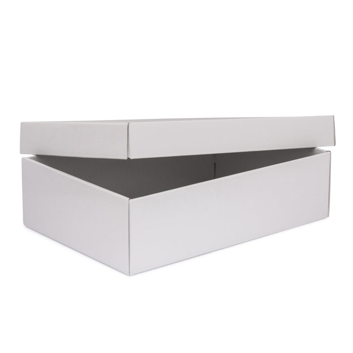 Small Shirt Box - White - Sample