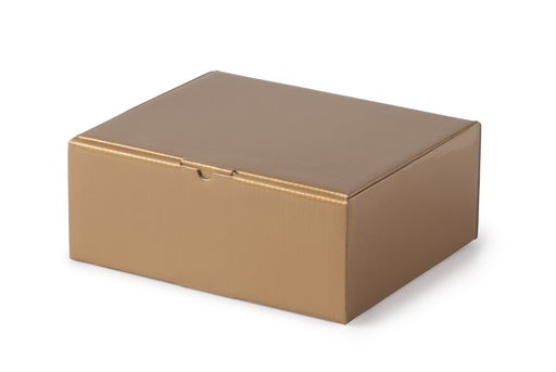 Small Shipper Box - Gold