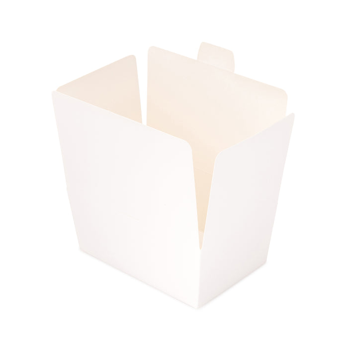 Medium Sweets Box - White