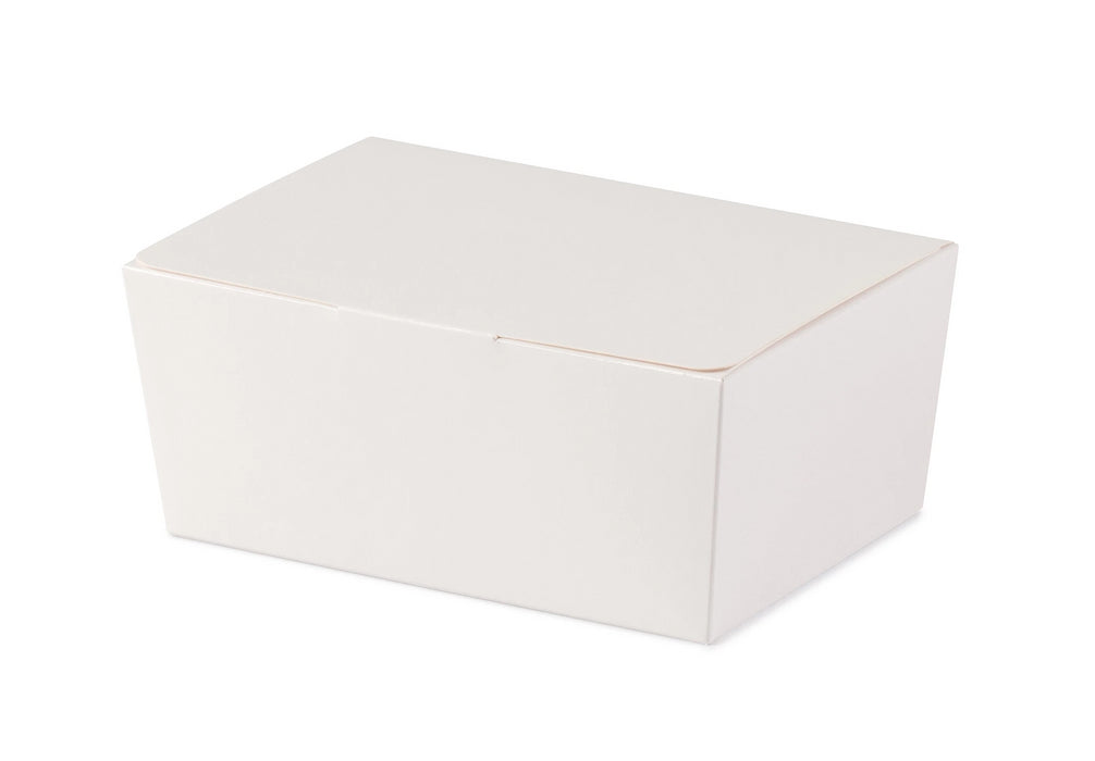 Large Sweets Box - White