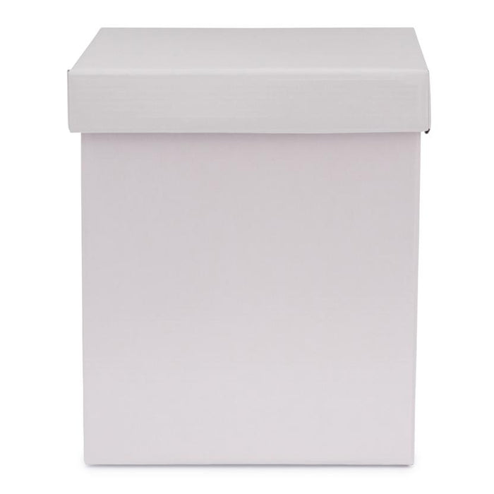 Tall Gift Box - White - Sample