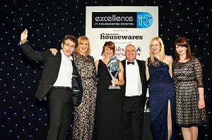 The Excellence in Retail Display Award