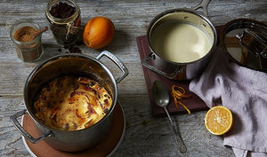 Bread & Butter Pudding Recipe