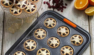 Port Wine & Cranberry Mince Pies Recipe
