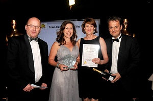 Town Centre Outlet Of The Year