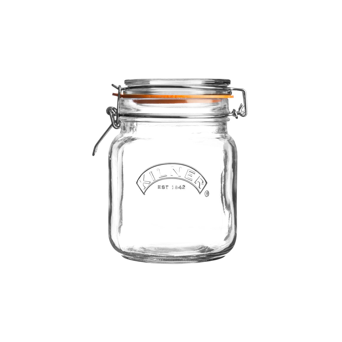 Kilner 1 Litre Square Storage Jar