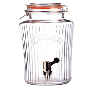 Kilner Vintage Drinks Dispenser - All sizes