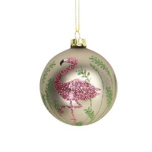 Flamingo Bauble