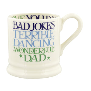 Emma Bridgewater Wonderful Dad Half Pint Mug