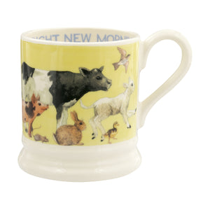 Emma Bridgewater Bright New Morning Half Pint Mug