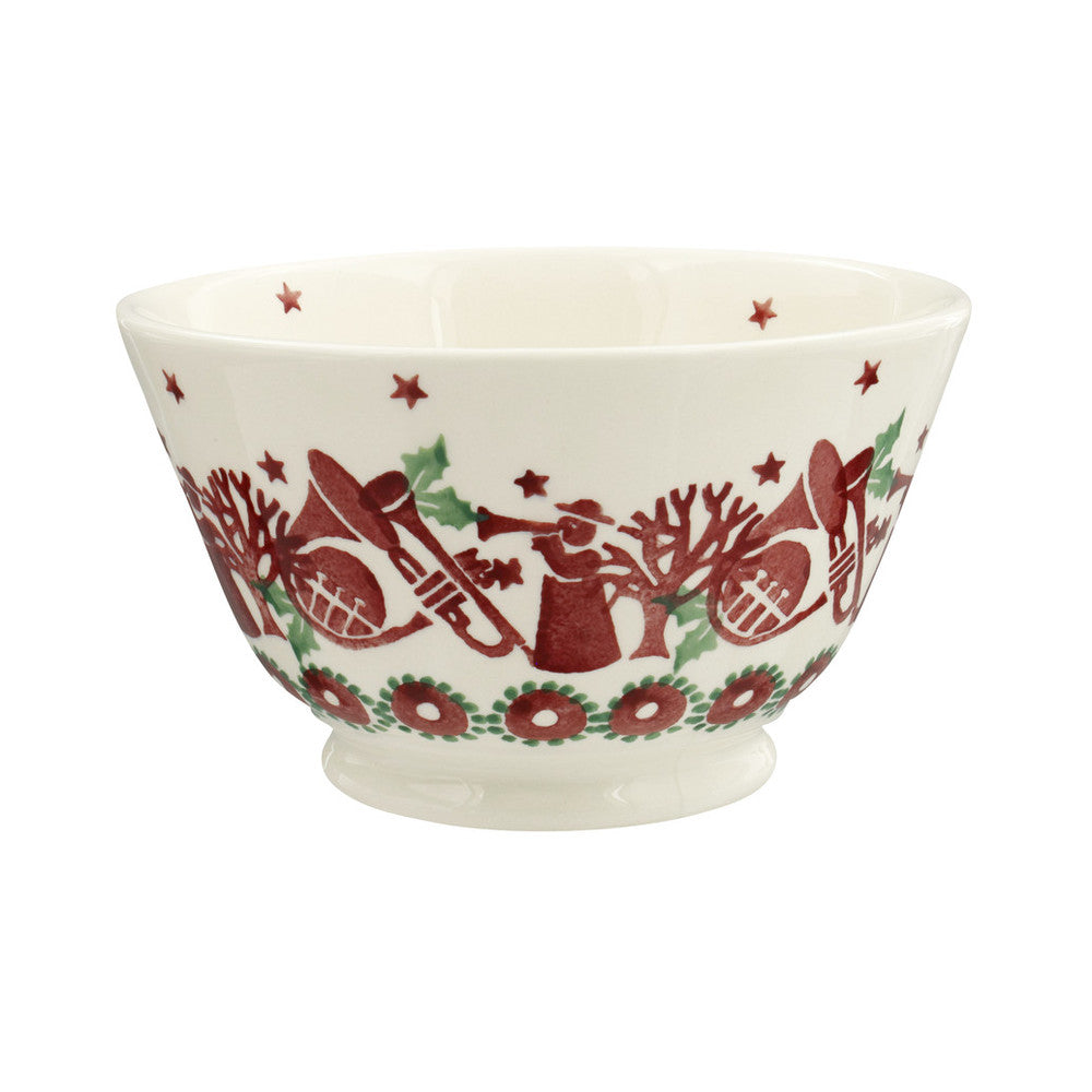 Emma Bridgewater Joy Trumpets Small Old Bowl