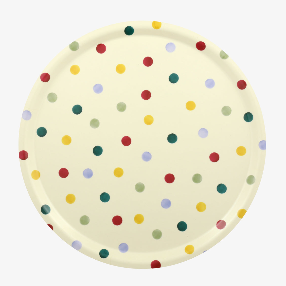 Emma Bridgewater Polka Dot Birch Tray