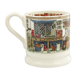 Emma Bridgewater Potting Shed Half Pint Mug