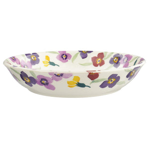 Emma Bridgewater Wallflower Small Pasta Bowl
