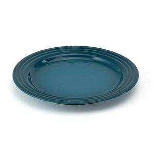 Le Creuset Deep Teal Side Plate