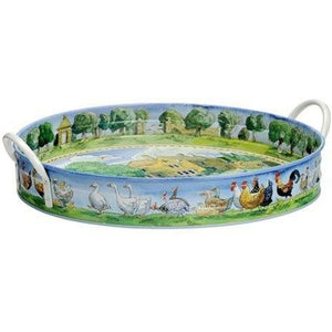 Emma Bridgewater Tea in the Garden Large Handled Tray