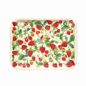 Emma Bridgewater Strawberries Birch Rectangular Tin