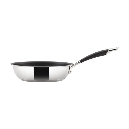 Circulon Momentum Stainless Steel Frying Pans - All Sizes