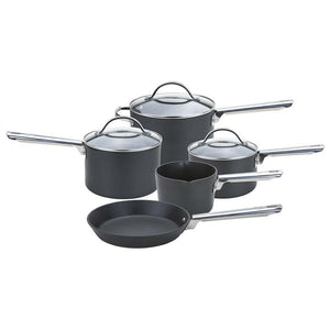 Anolon Professional 5 Piece Saucepan Set